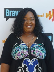 TV producer and adopted mom, Shonda Rhimes