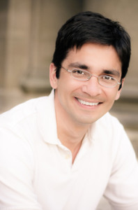 Researcher Camilo Mora