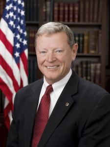 James Inhofe