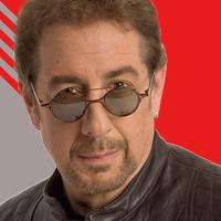 Radio host Peter Tilden