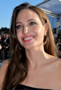 Angelina Jolie inherited her mother's predisposition for breast cancer.
